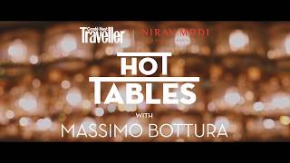 Chef Massimo Bottura in India with NIRAV MODI X Conde Nast Traveller India