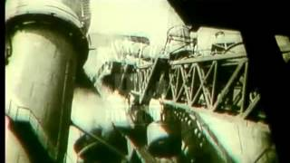 Extract from a rural drama, steel works and tractor driving, 1920's - Film 19323