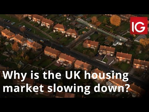 Why is the UK housing market slowing down?