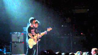 Johnny Marr w/ Andy Rourke Live at Webster Hall NYC 2013 Please Please Please Let Me Get What I Want
