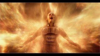 x men apocalipse phoenix scene cena da fnix