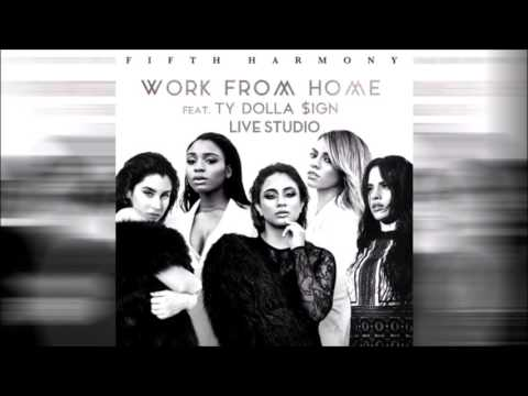 Fifth Harmony - Work From Home (Studio Version)