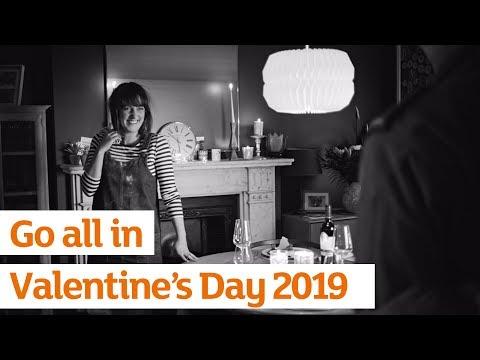 Go all in | Sainsbury's Ad | Valentine's Day 2019