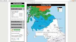 UK Postcode Area Map Editing Tool Tutorial