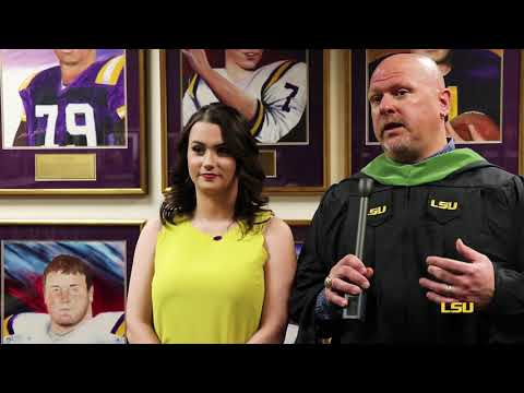 Kinesiology - Sport Management Alum Tells His Story | LSU Online