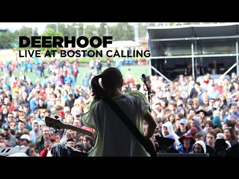 Deerhoof – Live at Boston Calling | Front Row Boston