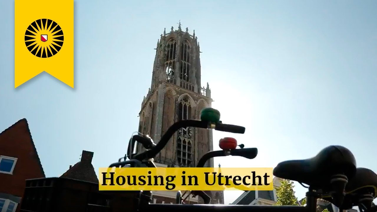How to find accommodation in Utrecht?