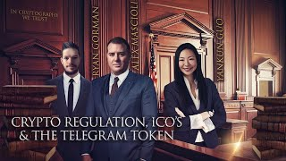 'Crypto Regulation, ICO's & The Telegram Token With Yankun Guo'