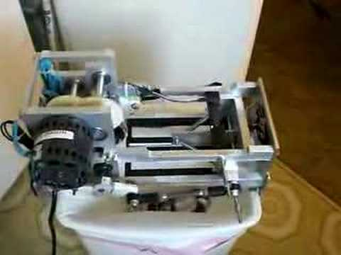 Automatic Can Crusher Youtube