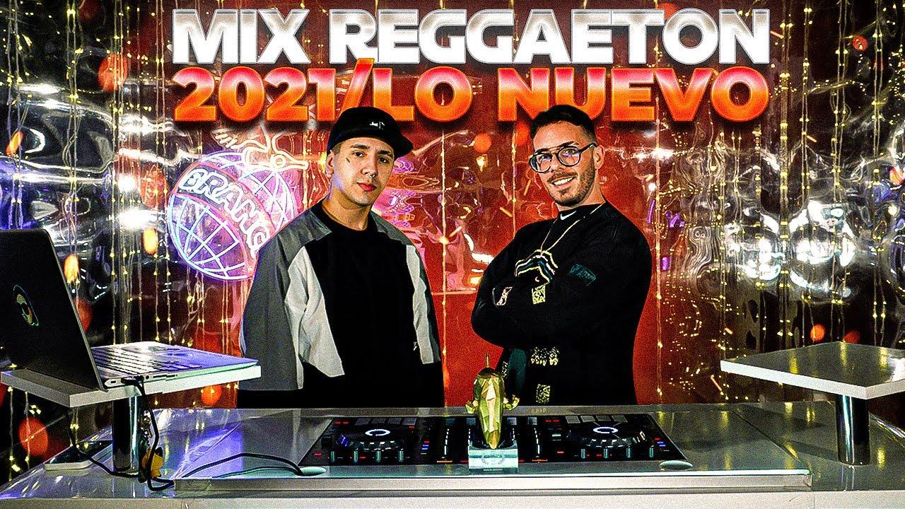 MIX REGGAETON 2021 EN VIVO / LO NUEVO - PREVIA Y CACHENGUE - Fer Palacio - Invitado Axel Caram