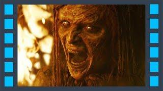 """Последний охотник на ведьм - Сцена 1/5 """"Проклятие на бессмертие"""" (2015) HD"""