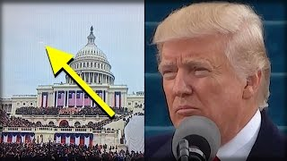 THE MOMENT TRUMP GAVE HIS SPEECH, EVERYONE SAW A SIGN SHINE DOWN FROM HEAVEN!