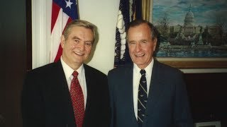 Pres. George HW Bush remembered by ABC13's Dave Ward