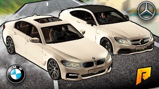 ВЕЧНАЯ ВОЙНА BMW И MERCEDES! ТАЧКИ ЗА 6 МЛН РУБЛЕЙ! - Radmir CRMP