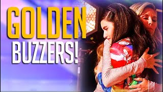 All 4 GOLDEN BUZZERS On @America's Got Talent Champions 2020!!!