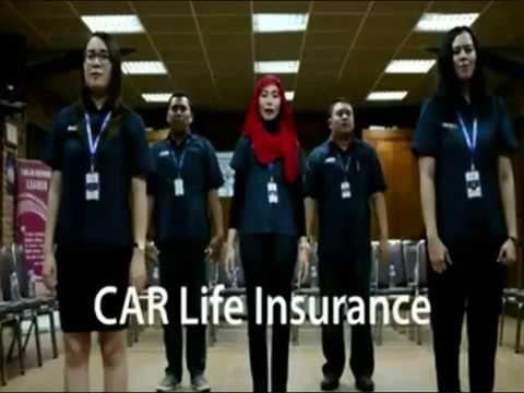 Lagu Mars CAR Life Insurance