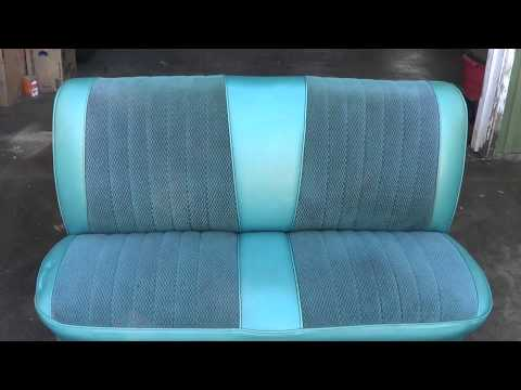 1967 Impala 4dr Electric Power Bench Seat FOR SALE