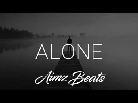 'Alone' Deep Depressing Rap Beat (FREE) Trap Instrumental