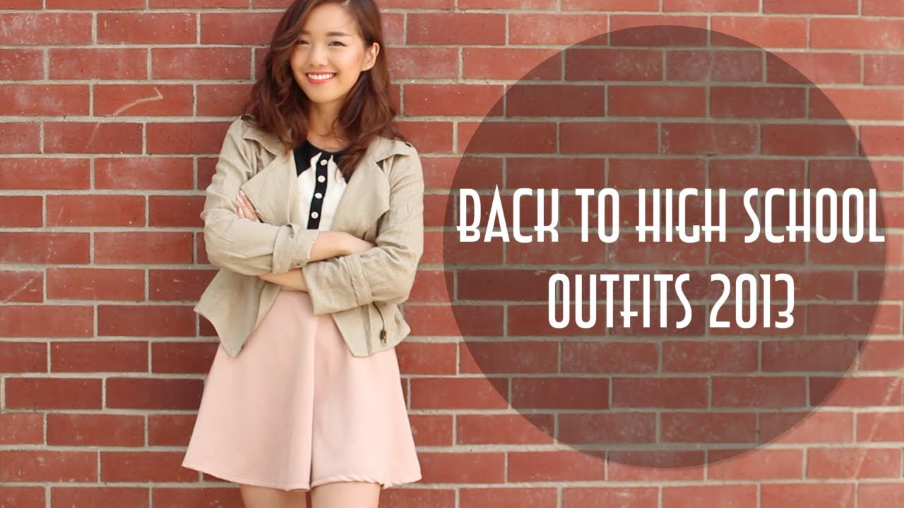 Back To School Fashion Middle School