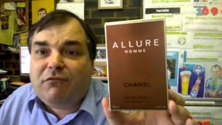 FRAGRANCE REVIEWS - Chanel Allure Homme - NEW SEGMENT