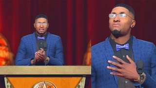 NBA 2K16 MyCAREER - Hall Of Fame Retirement Speech!! Download & Play As Shawn Harris NOW!!