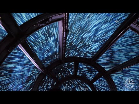 Millennium Falcon Smuggler's Run 4K FULL RIDE POV Star Wars Galaxy's Edge | Walt Disney World
