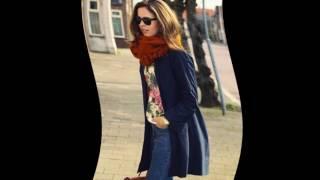 видео С чем носить зеленое пальто и какой шарф подойдет к пальто (фото)