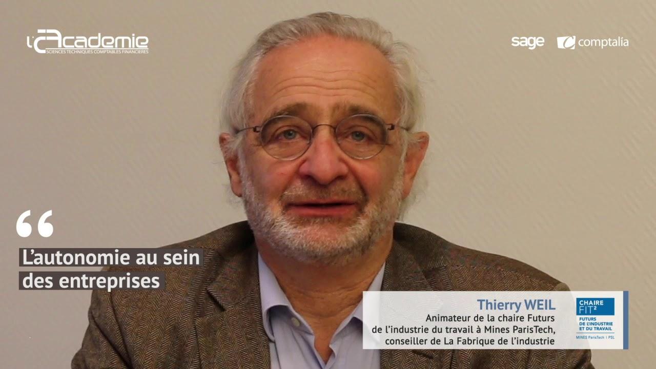 Les Entretiens de l'Académie : Anne-Sophie Dubey et Thierry Weil