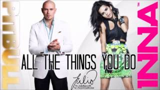 inna y pitbull - all the things you do