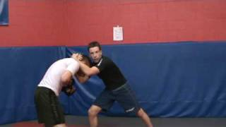 A Simple Way to Dominate Someone in Your Muay Thai Clinch – www.Couch2Cage.com