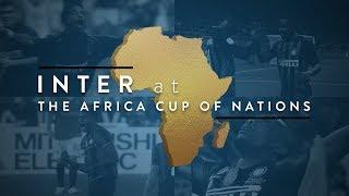 INTER at the AFRICA CUP OF NATIONS | Asamoah, Keita, Eto'o, Martins, Kallon and many more...! 🌎
