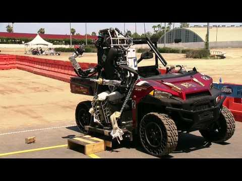 DARPA Robotics Challenge 2015 Program Day02