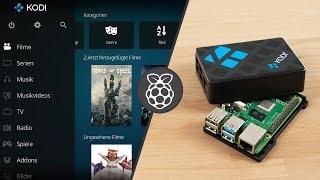 Kodi auf dem Raspberry Pi 4 installieren ► LibreELEC | TUTORIAL | German - Deutsch