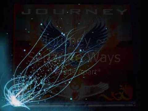 Separate Ways/Worlds Apart--Journey--With Lyrics