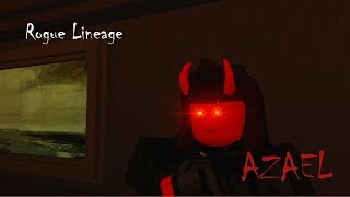 Roblox Rogue Lineage - Azael race and My New Spells