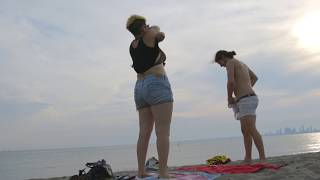 Why this Canadian nude beach is a queer haven