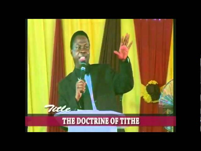 Prophet Dr Samson Ayorinde Pt 2 WEBIC Travel Video