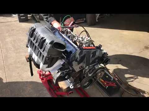 Volkswagen diesel engines 1.6 L after rebuild starting engine