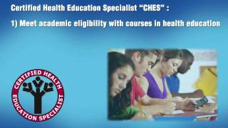 CHES/MCHES Employer Video