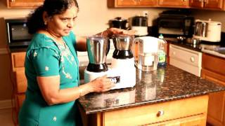 Use and Care instructions for Innomix Surya MixerGrinders (mixies) - Video 1