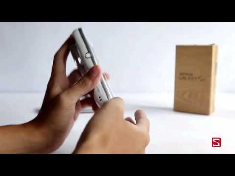 Đánh giá điện thoại - Samsung Galaxy S4 zoom
