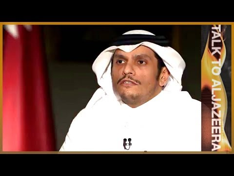🇶🇦 Qatar FM: GCC cannot afford further escalation | Talk To Al Jazeera