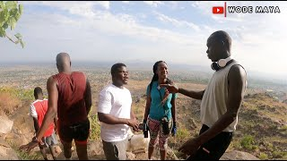 Hiking The Famous Witchcraft Facebook Mountain In South Sudan!(Jebel Kujur)