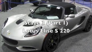 Stage 3 Exhaust. Lotus Elise S 220 high quality sound.Loud. No wind.