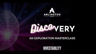 Ross Large, The University of Tasmania | Arlington Discovery: An Exploration Masterclass