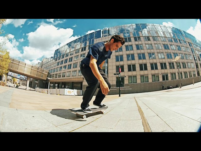 GLOBE WELCOMES SAMMY MONTANO TO THE GLOBAL SKATE TEAM
