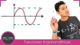 Gráfica de funciones trigonométricas│concepto