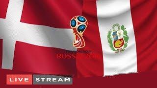 Denmark vs. Peru World Cup Russia 2018 Highlights / Goals