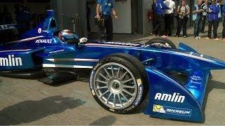 Así suena un auto de Fórmula E - BBC MUNDO