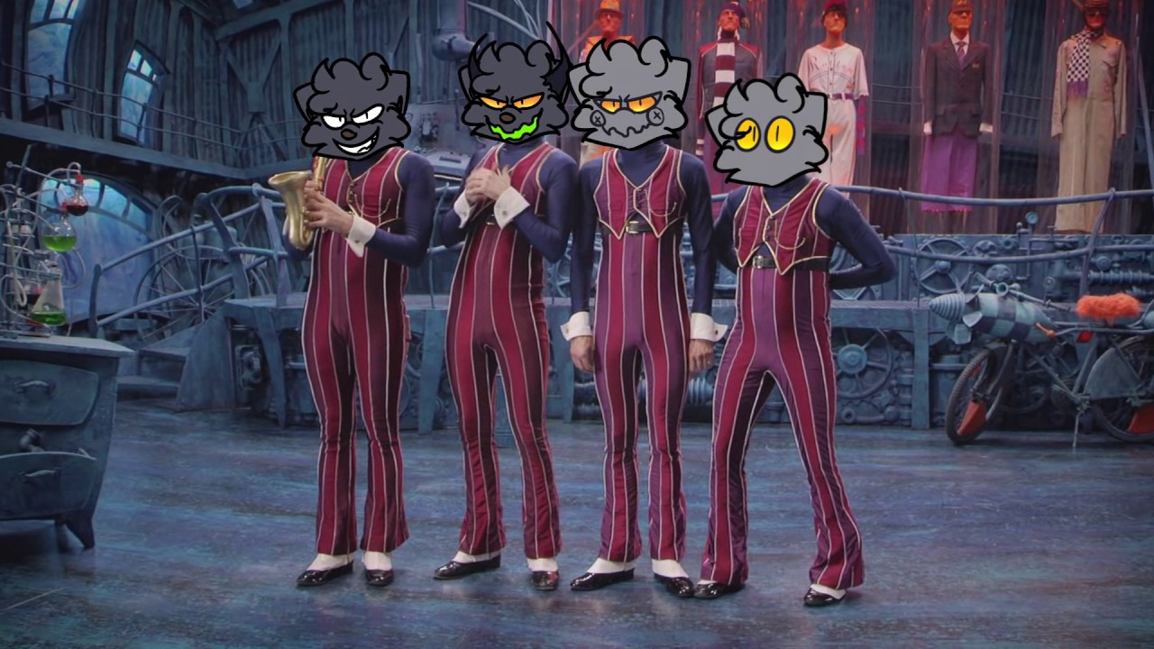 We are number one except